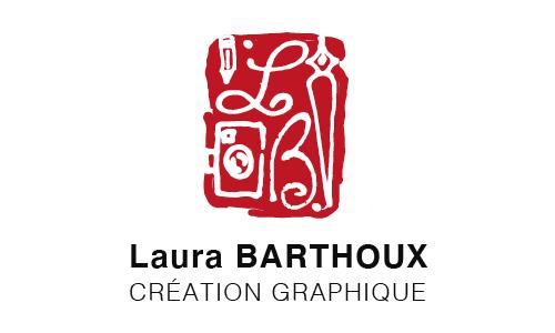 Logo Laura Barthoux Partenaire RDigital
