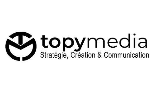 Logo Topymedia Partenaire RDigital