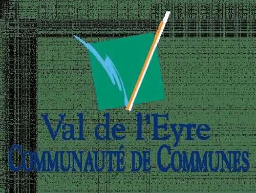 Logo de la Communauté de Communes du Val de l'Eyre