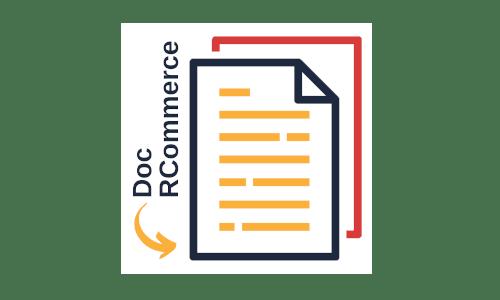 Illustration des documents de formation RCommerce pour RDigital