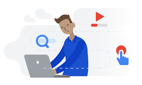 Illustration de la formation en ligne Principes fondamentaux du marketing numérique