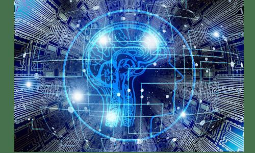 Illustration pour la formation en ligne Intelligence artificielle